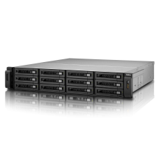 QNAP VS-12156U-RP Pro+ 12-Bay 56 Channel Rackmount NVR