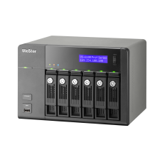 QNAP VS-6112 Pro+ 6-Bay 12 Channel NVR