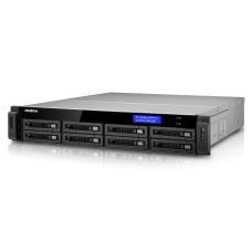 QNAP VS-8124U-RP Pro+ 8-Bay 24 Channel Rackmount NVR