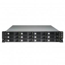 QNAP TS-1253U-RP 12-Bay Rackmount NAS 4GB DDR3L RAM