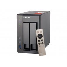 QNAP TS-251+-2G 2-Bay Professional Grade NAS