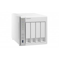 QNAP TS-431+ 4-Bay TurboNAS 1GB RAM