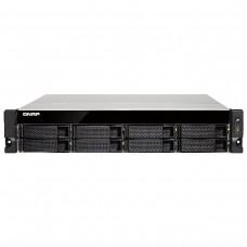 QNAP TS-863U-RP-4G 8-Bay TurboNAS 4GB DDR3 RAM