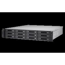 QNAP TS-EC1280U-E3-4GE-R2 12-Bay Rackmount NAS