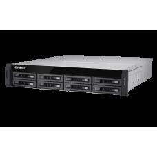 QNAP TS-EC880U-E3-4GE-R2 8-Bay Rackmount NAS
