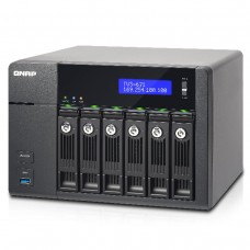 QNAP TVS-671-i3-4G 6-Bay 4GB DDR3 NAS