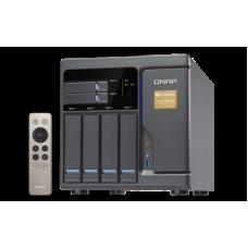 QNAP TVS-682T-i3-8G 6-Bay Thunderbolt 2 NAS