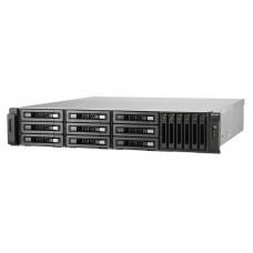 QNAP TVS-EC1580MU-SAS-RP-16G-R2 15-Bay NAS Integrated